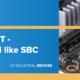 ASUS Tinker Edge T - a new Raspberry Pi like SBC