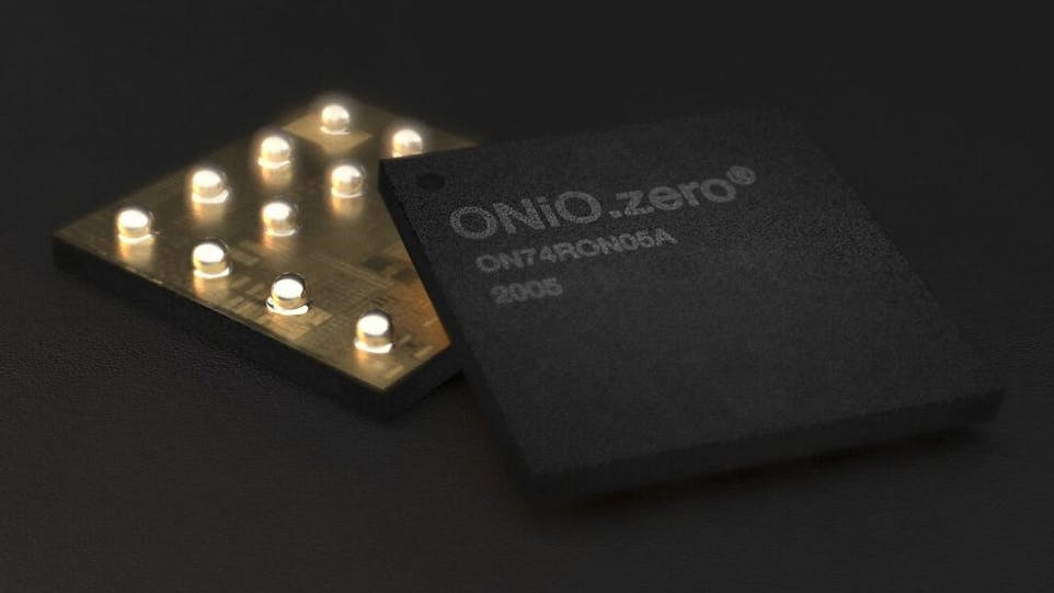 ONIO.zero running without battery can revolutionize the IoT market